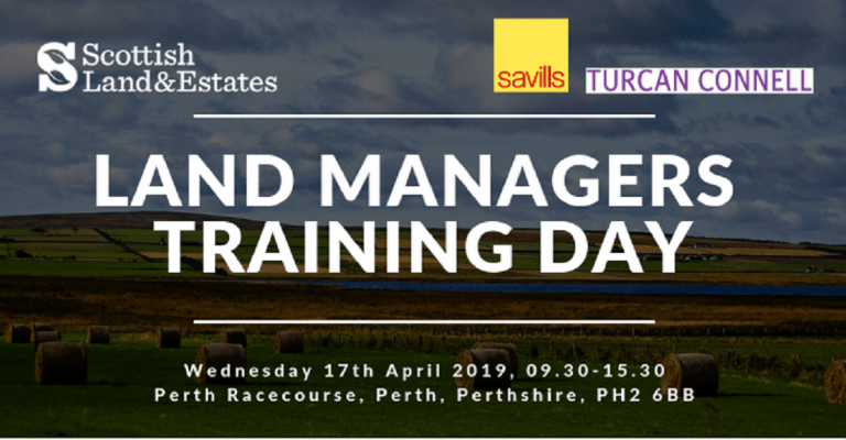 Land Managers Training Day